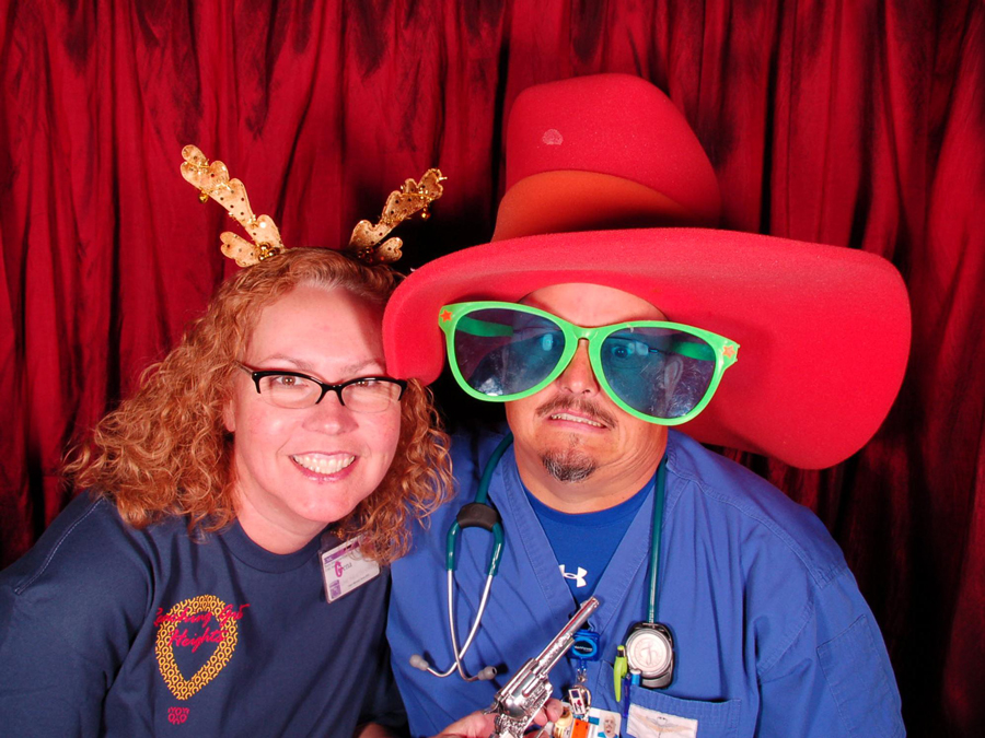 lubbock corporate party photo booth