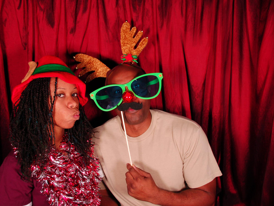 mcinturff center Photo Booth