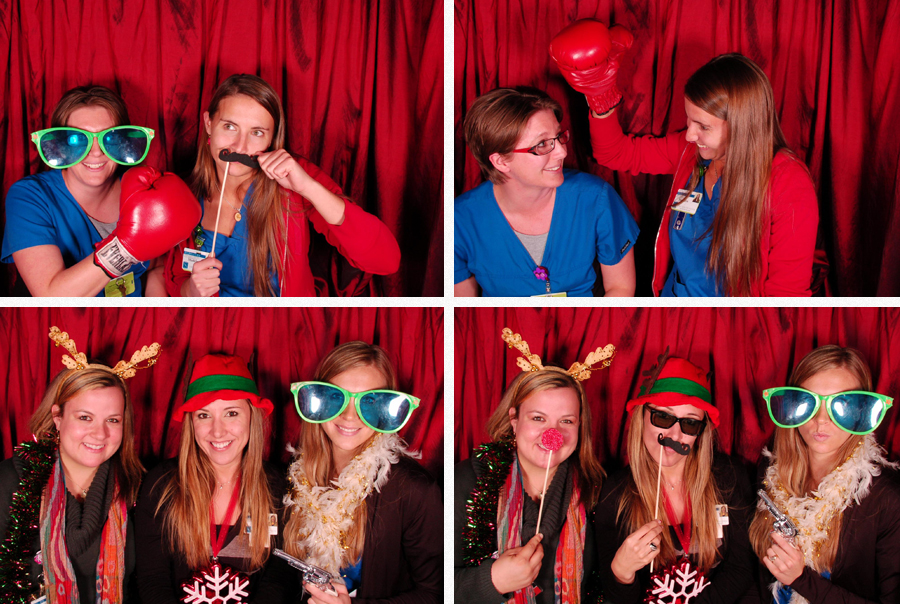 lubbock business party photo booth