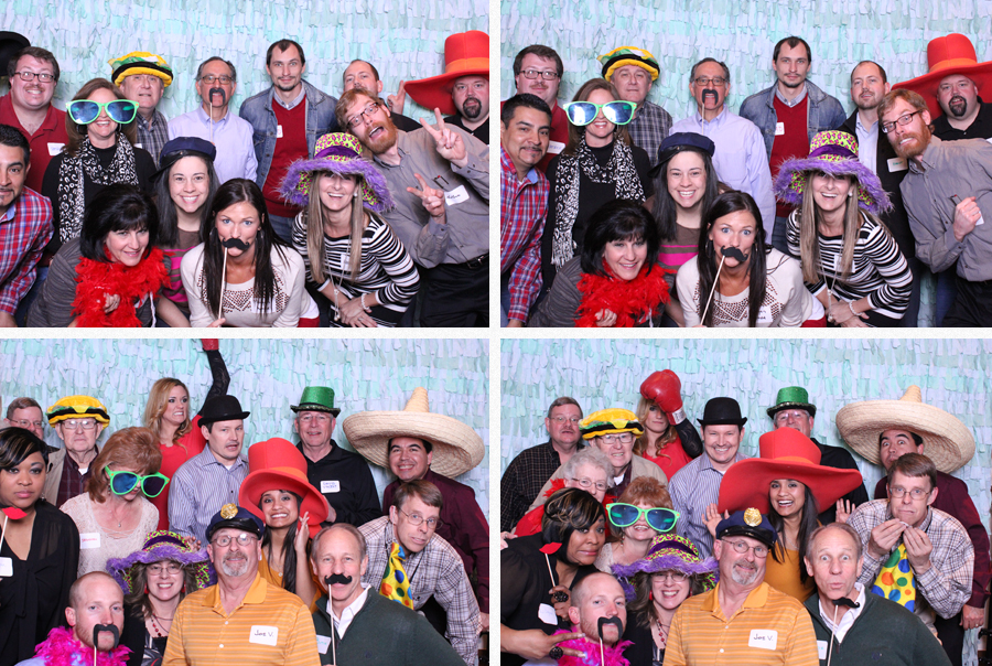 overton hotel corporate photo booth
