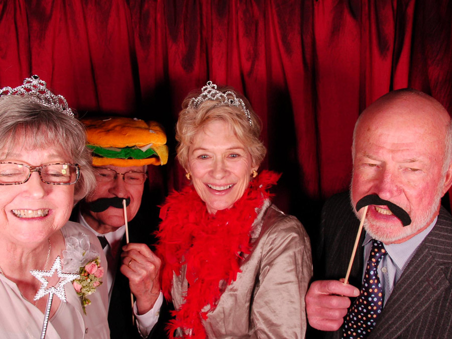 best lubbock wedding photobooth