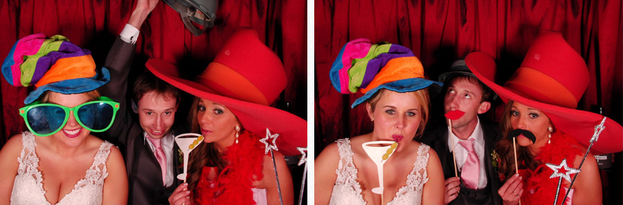 texas tech wedding photo booth