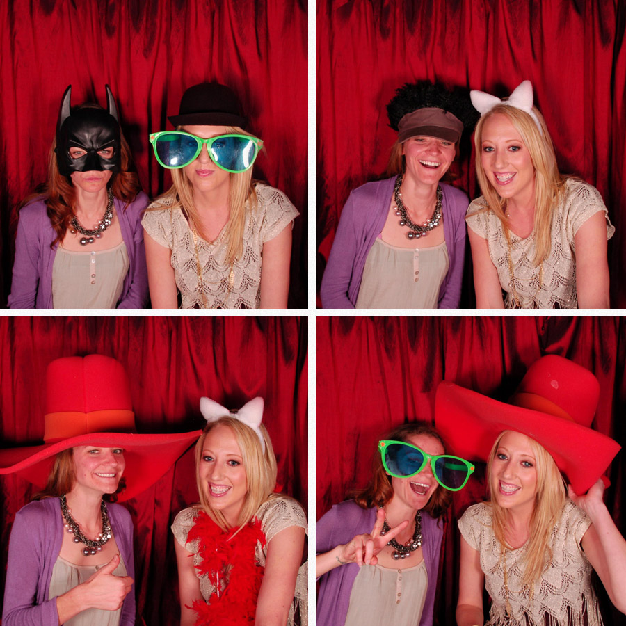 texas tech wedding photobooth