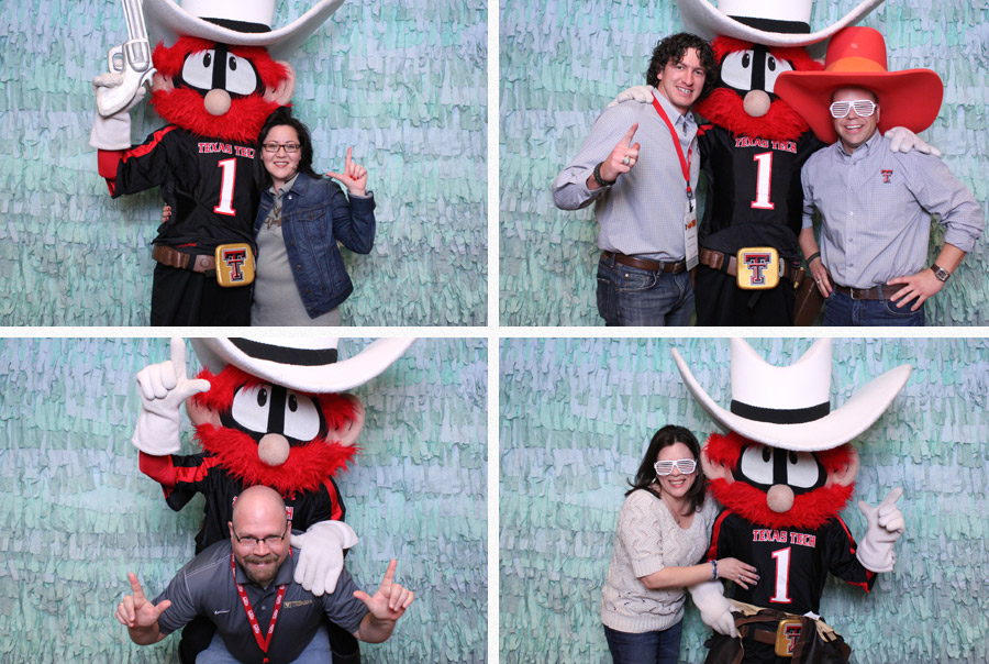 texas tech photo booth