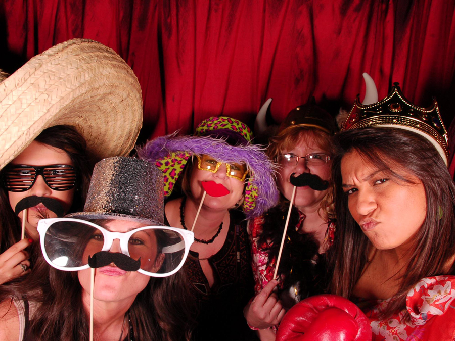 texas tech frazier photo booth