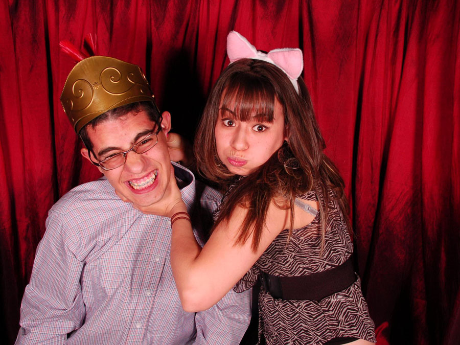 mallet center photo booth