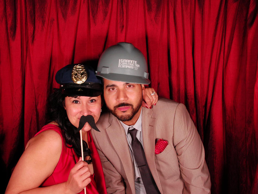 levelland texas wedding photo booth