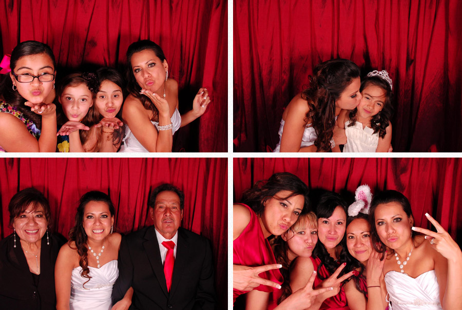 mallet event center photo booth