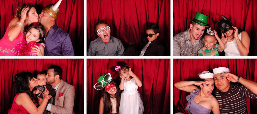 levelland wedding photobooth