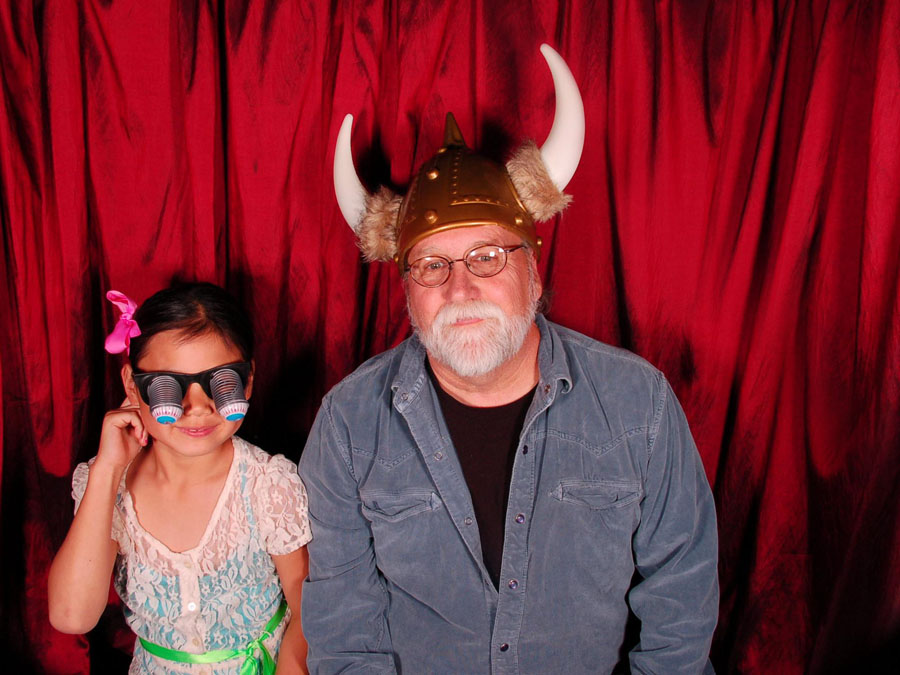legacy event center photo booth