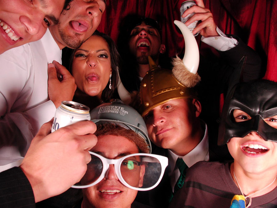legacy event center photobooth