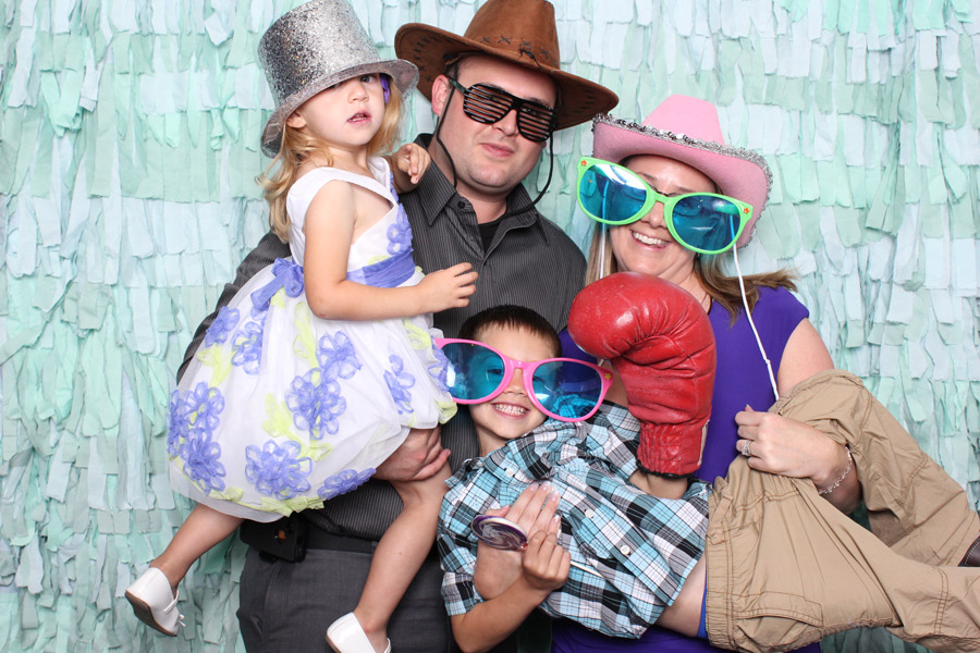 lubbock baker building wedding photobooth
