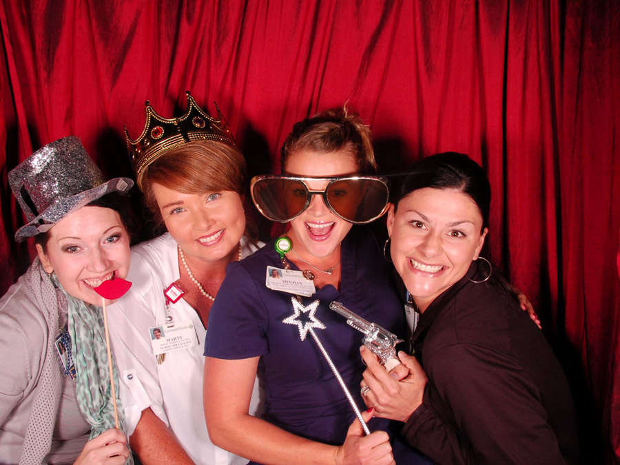 lubbock photo booth rental