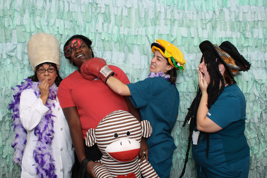 west texas photo booth rental