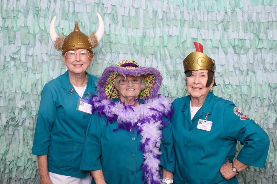 lubbock volunteer photo booth