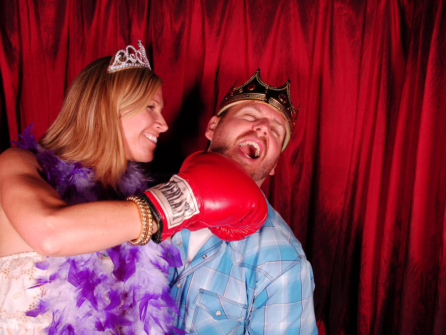 west texas photobooth rental