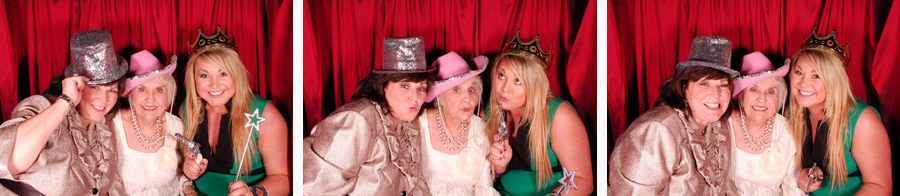 overton wedding photo booth
