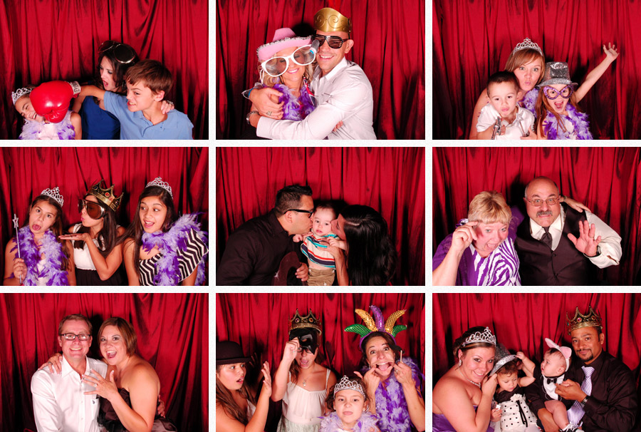 texas sized photo booth