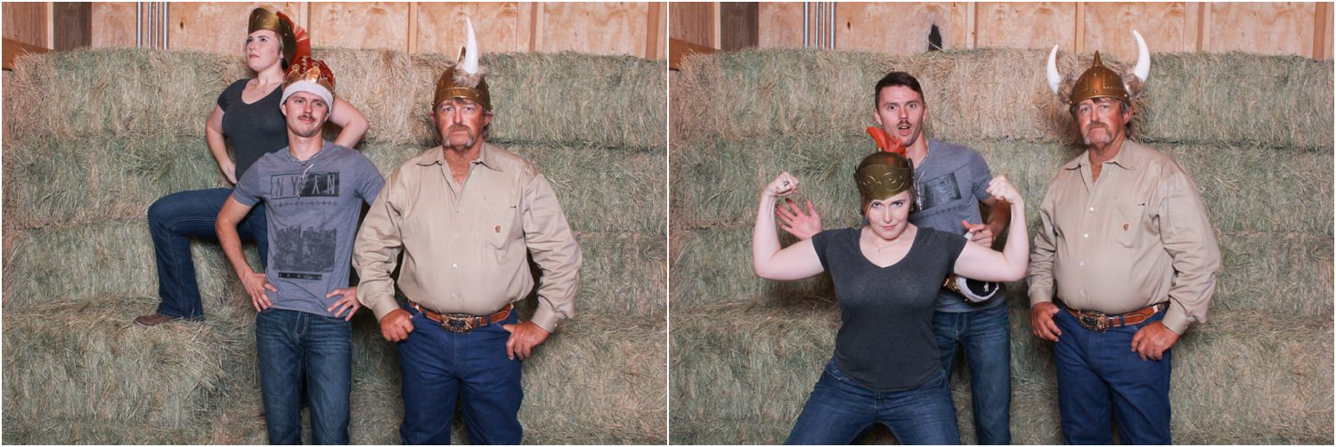 family in lubbock photo booth